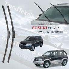 Silecek Seti Suzuki VITARA 1998-2012 MUZ  C4848