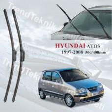 Silecek Seti Hyundai ATOS 1997-2008 MUZ  C5040