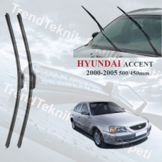 Silecek Seti Hyundai ACCENT 2000-2005 MUZ  C5045