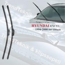 Silecek Seti Hyundai EXCEL 1994-2000 MUZ  C5045