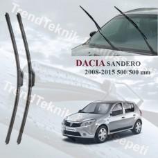 Silecek Seti Dacia SANDERO 2008-2015 MUZ  C5050