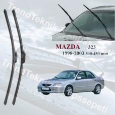 Silecek Seti MAZDA 323 1998-2003 MUZ  C5345