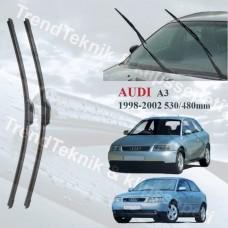 Silecek Seti Audi A3 1998-2002 MUZ  C5348