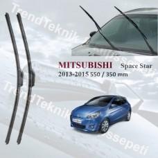Silecek Seti Mitsubishi SPACE STAR 2013-2015 MUZ  C5535