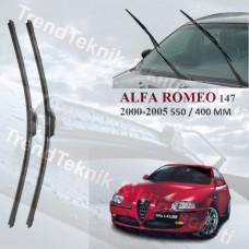 Silecek Seti ALFA ROMEO 147 2000-2005 MUZ  C5540