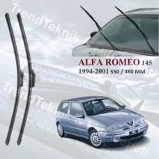 Silecek Seti ALFA ROMEO 145 1994-2001 MUZ  C5548