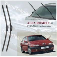 Silecek Seti ALFA ROMEO 146 1996-2001 MUZ  C5548