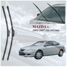 Silecek Seti MAZDA 6 2002-2007 MUZ  C5548