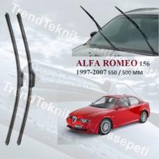 Silecek Seti ALFA ROMEO 156 1997-2007 MUZ  C5550