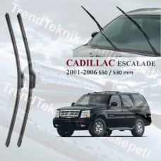 SILECEK CADILLAC ESCALADE 2001-2006 MUZ SILECEK TAKIMI C5553