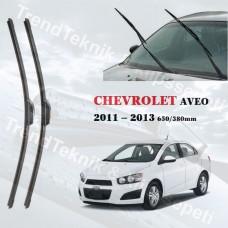 Silecek Seti CHEVROLET AVEO 2011 – 2013 RBW MUZ  HS002