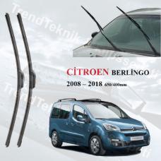 CITROEN BERLINGO 2008 -2018 INWELLS ON CAM MUZ SILECEK TAKIMI HS007