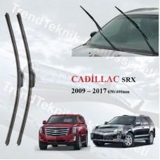 Silecek Seti Cadillac SRX 2009 -2017 inwells MUZ  HS007