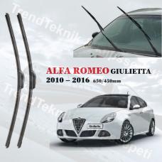 Silecek Seti ALFA ROMEO GIULIETTA 2010 - 2016 inwells MUZ  HS018