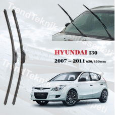 Silecek Seti Hyundai I30 2007 - 2011 inwells MUZ  HS018