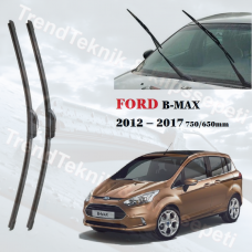 FORD B-MAX 2012 - 2017 INWELLS ON CAM MUZ SILECEK TAKIMI HS023