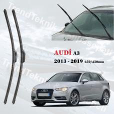 Silecek Seti Audi A3 2013 - 2019 inwells MUZ  HS034