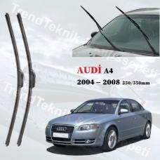 Silecek Seti Audi A4 2004 - 2008 inwells MUZ  HS036