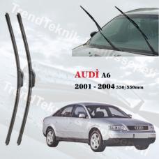 AUDI A6 2001 - 2004 INWELLS ON CAM MUZ SILECEK TAKIMI HS036