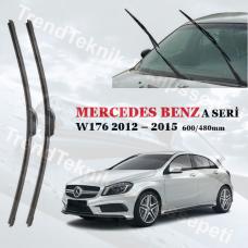MERCEDES A SERI W176 2012 - 2015 INWELLS ON CAM MUZ SILECEK TAKIMI HS043