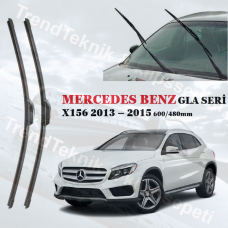 MERCEDES GLA SERI X156 2013 - 2015 INWELLS ON CAM MUZ SILECEK TAKIMI HS043