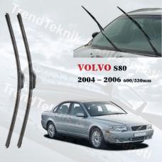 Silecek Seti VOLVO S80 2004 - 2006  MUZ  HS044
