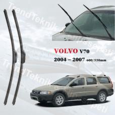 Silecek Seti VOLVO V70 2004 - 2007  MUZ  HS044