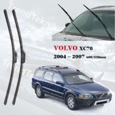 Silecek Seti VOLVO XC70 2004 - 2007 MUZ  HS044