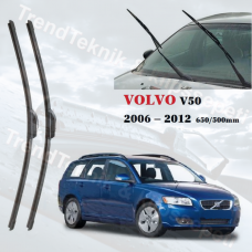 Silecek Seti VOLVO V50 2006 - 2012  inwells MUZ  HS045