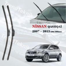NISSAN QASHQAI 2007 - 2013  INWELLS ON CAM MUZ SILECEK TAKIMI HS047