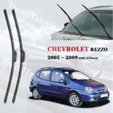 Silecek Seti CHEVROLET REZZO 2005 - 2009  inwells Hybrid HS048