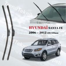 HYUNDAI SANTA FE  2006 - 2012  INWELLS ON CAM HYBRID SILECEK TAKIMI HS048