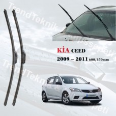 KIA CEED 2009 - 2011  INWELLS ON CAM HYBRID SILECEK TAKIMI HS048