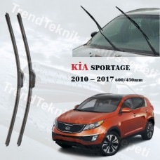 KIA SPORTAGE  2010 - 2017  INWELLS ON CAM HYBRID SILECEK TAKIMI HS048