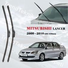 Silecek Seti Mitsubishi LANCER  2000 - 2010  inwells Hybrid  HS048