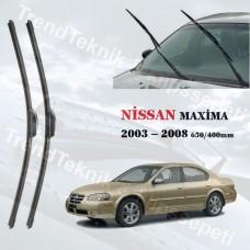 NISSAN MAXIMA 2003 - 2008   INWELLS ON CAM HYBRID SILECEK TAKIMI HS049