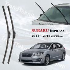 SILECEK SUBARU IMPREZA 2011 - 2016  INWELLS HYBRID SILECEK TAKIMI HS049