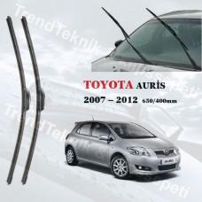 Silecek Seti TOYOTA Auris 2007 - 2012  inwells Hybrid  HS049