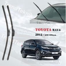 Silecek Seti TOYOTA RAV4 2012-2019  inwells Hybrid HS049
