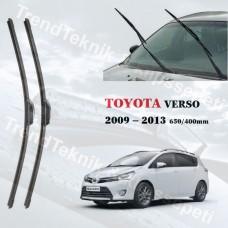Silecek Seti TOYOTA VERSO 2009 - 2013  inwells Hybrid  HS049