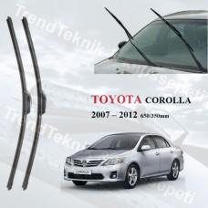 Silecek Seti TOYOTA COROLLA 2007 - 2016 inwells Hybrid  HS050