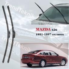 Silecek Seti MAZDA 626 1991-1997 inwells MUZ  C5350