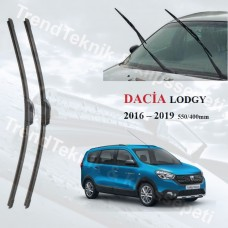 Silecek Seti Dacia LODGY 2016 - 2019 RBW MUZ  HS054