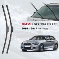 Silecek Seti BMW 1 F20 F21 LCI 2010-2019 RBW PRO MUZ  HS059
