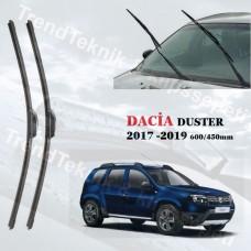 Silecek Seti Dacia DUSTER 2017 -2019 RBW MUZ  HS064