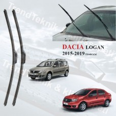Silecek Seti Dacia LOGAN 2015-2019 RBW MUZ  HS065
