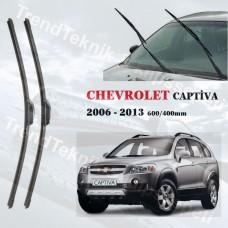 Silecek Seti CHEVROLET Captiva  2006 - 2013  RBW Hybrid  HS066
