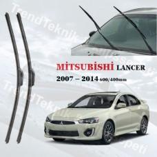 Silecek Seti Mitsubishi LANCER 2007 - 2014 RBW Hybrid  HS066