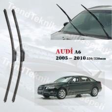 AUDI A6  2005 - 2010  ON CAM MUZ SILECEK TAKIMI HS067