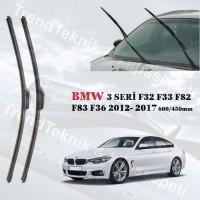BMW 3 SERİ F32 F33 F82 F83 F36 2012- 2017 RBW PRO ÖN CAM MUZ SİLECEK TAKIMI HS072